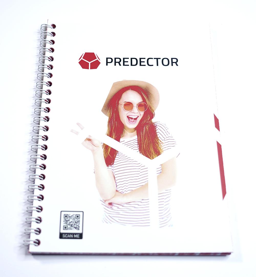 PREDECTOR - Das magische Notizbuch