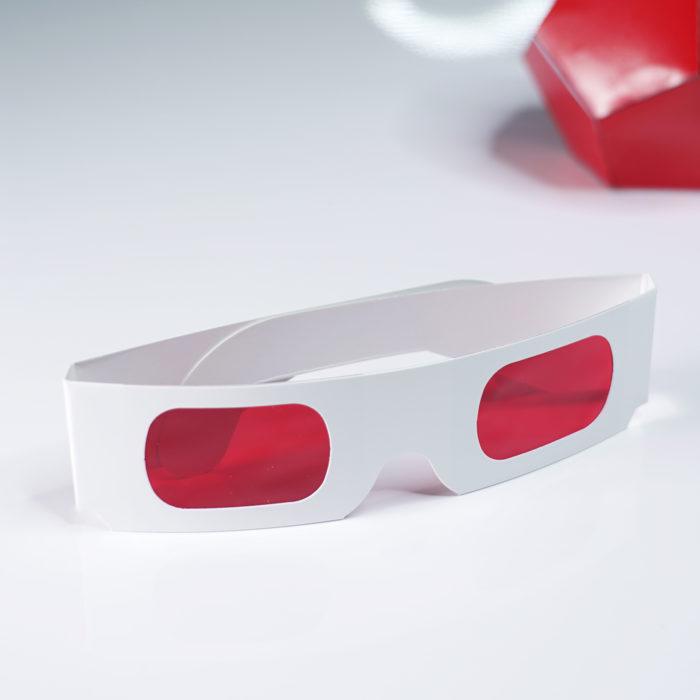 Magische Brille